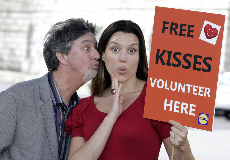 Free Kisses???