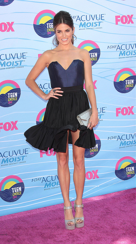 2012 Teen Choice Awards Arrivals