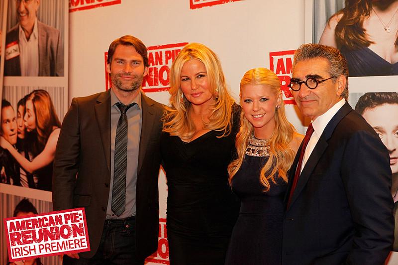 American Pie: Reunion Red Carpet