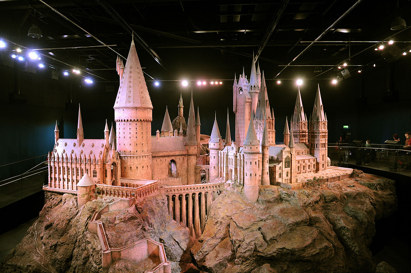 'The Making of Harry Potter'