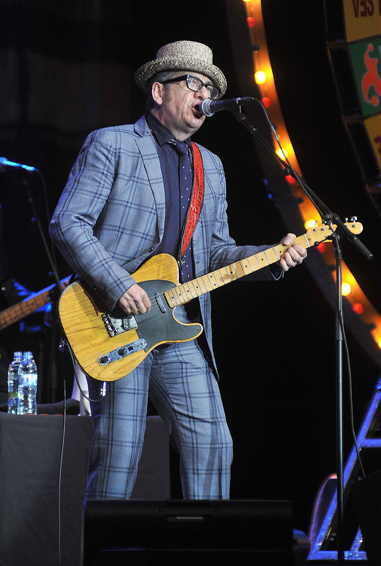 Elvis Costello & The Imposters