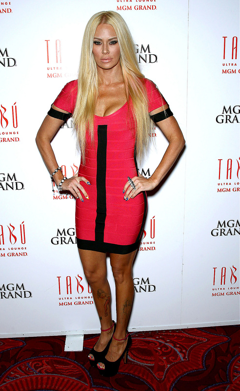 Jenna Jameson celebrates her birthday
