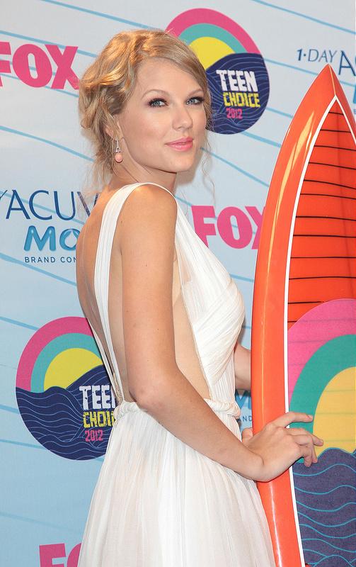 The 2012 Teen Choice Awards