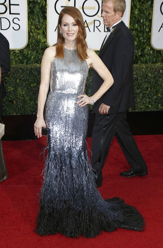 Awards Season Red Carpet Showdown: Julianne Moore