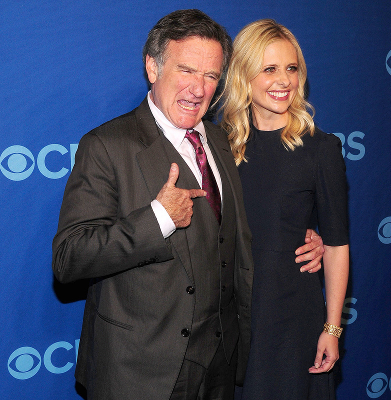 Robin Williams, Sarah Michelle Gellar and more get ready for action