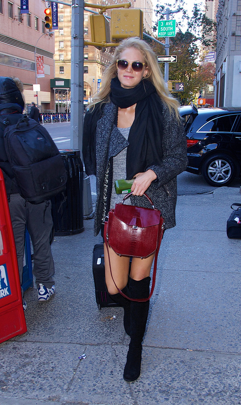 Victoria's Secret Fashion Show: Arrivals, Backstage, Departures: Taylor Swift, Alessandro Ambrosio and more