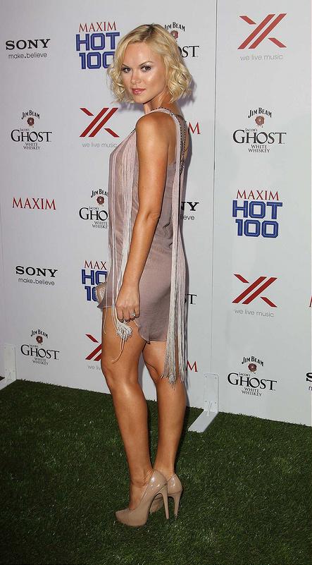 Maxim hosts hotties party