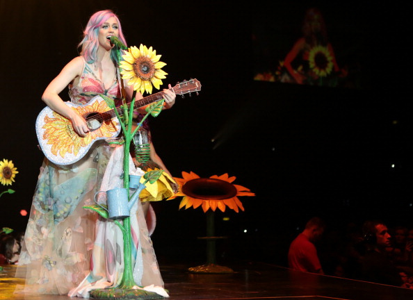 Katy Perry at the Odyssey Arena, Belfast
