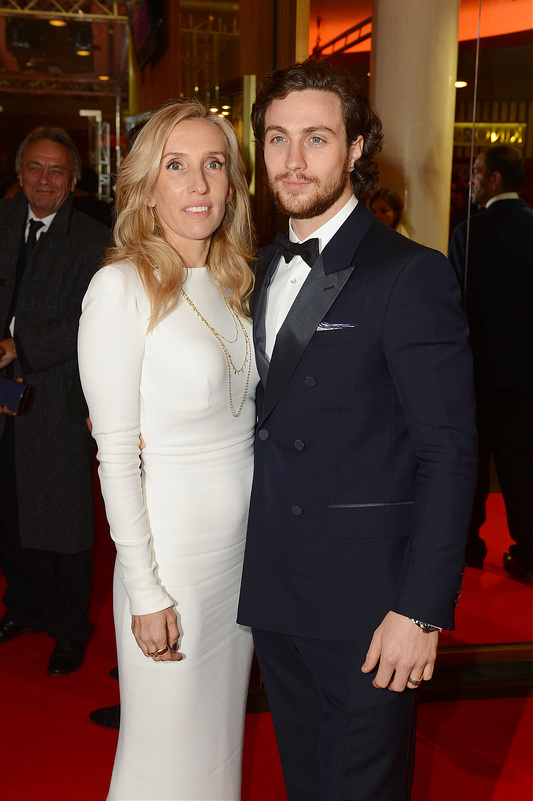 'Fifty Shades of Grey' - World Premiere in Berlin
