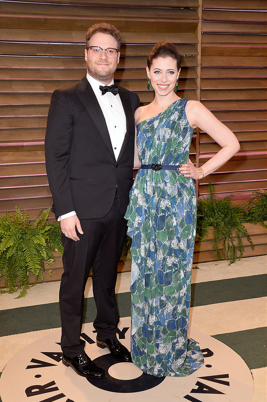 Oscars 2014: Vanity Fair After Party