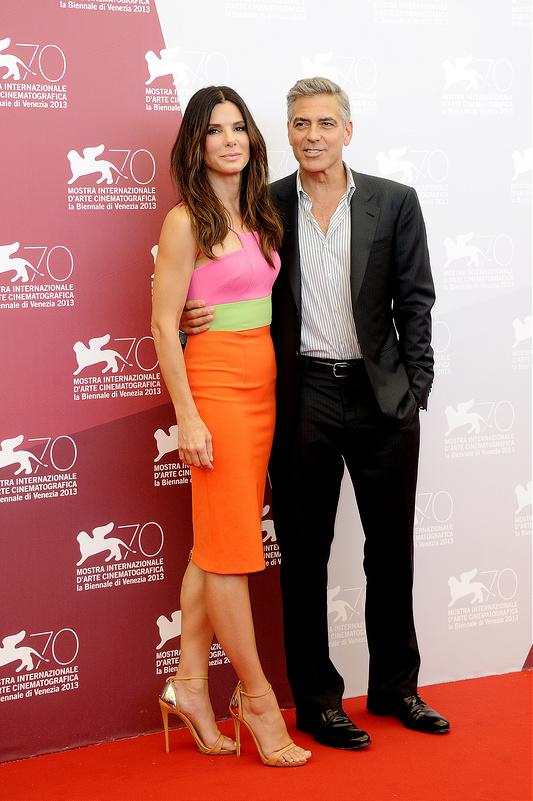 'Gravity' premiere at the 70th Venice International Film Festival