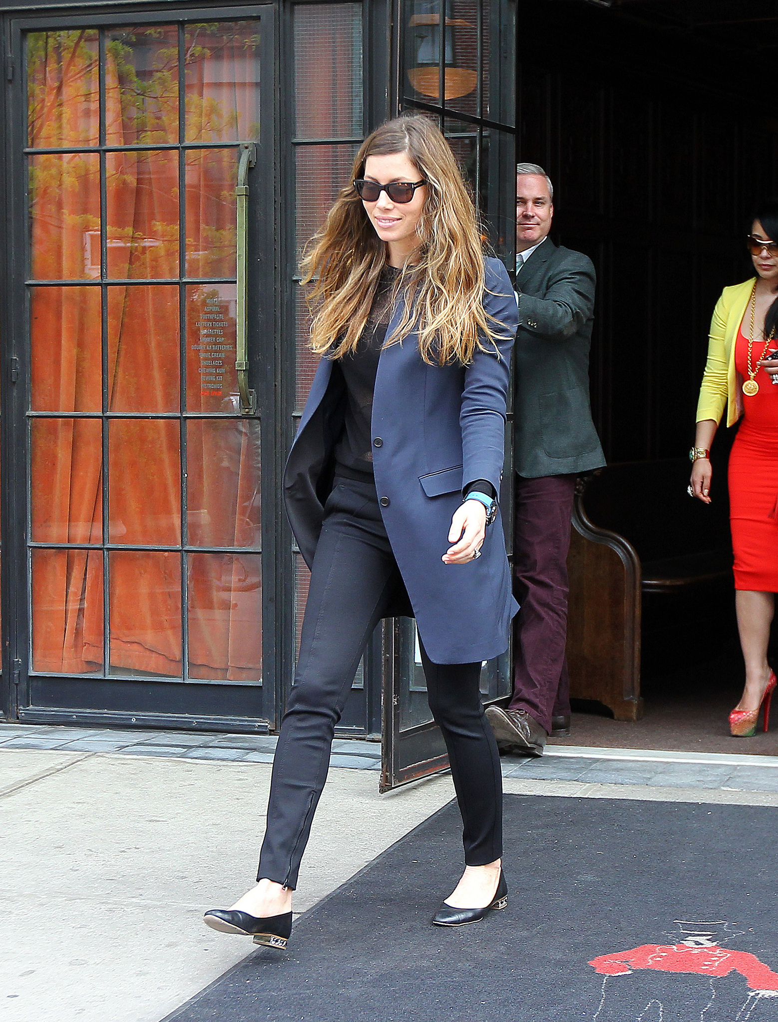Star Street Style: Kiera Knightly, Miranda Kerr, Pixie Geldof and more
