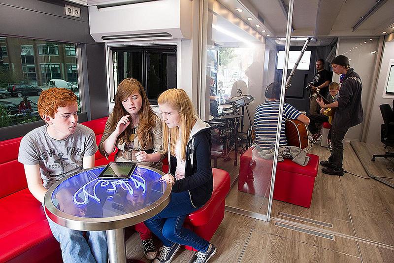 The John Lennon Bus
