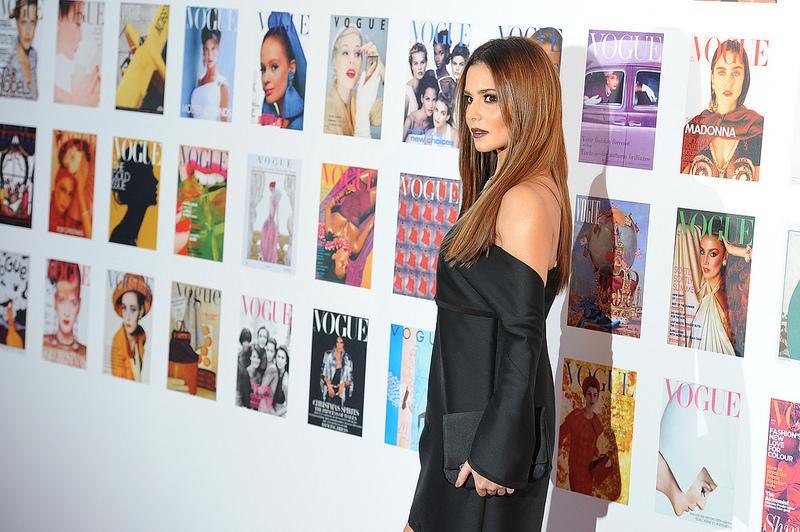 British Vogue's Centenary Gala - Red Carpet