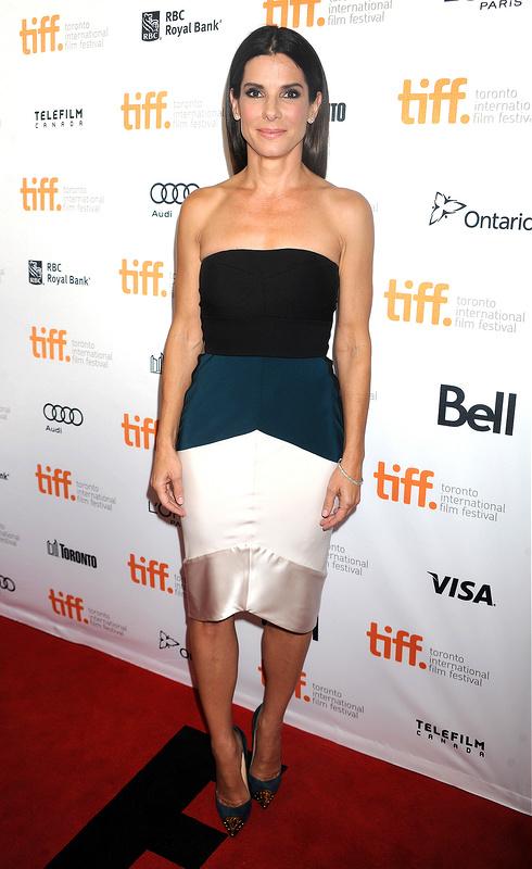Gravity Star Sandra Bullock's Recent Red Carpet Hits