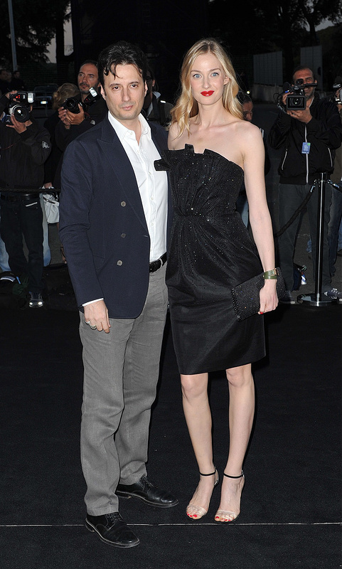 Giorgio Armani: 'One Night Only' Rome Party
