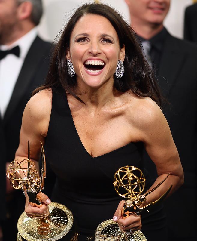 The 2015 Primetime Emmy Awards - Press Room