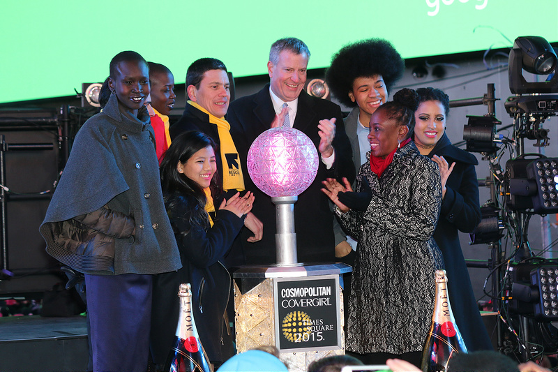 New Year's Eve 2015 in Times Square