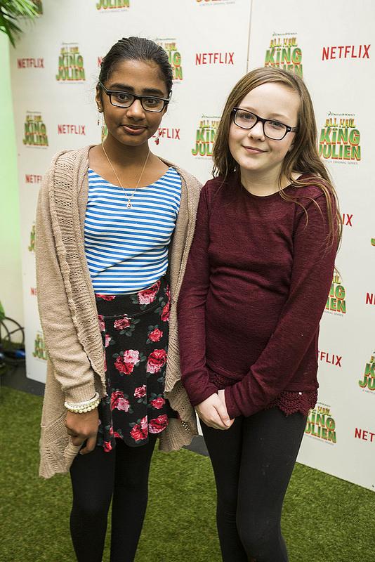Netflix's All Hail King Julien Irish Premiere