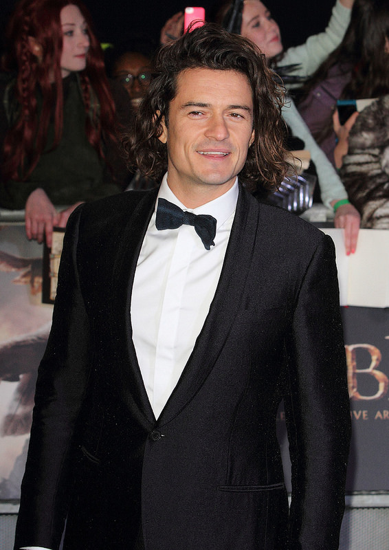 "The World Premiere of ""The Hobbit: The Battle of the Five Armies"""
