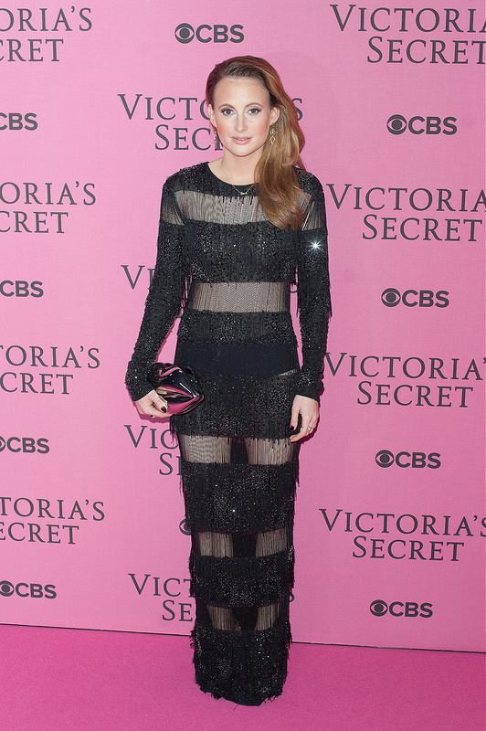 Victoria's Secret Fashion Show Red Carpet