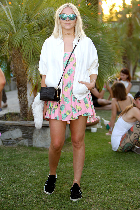 Coachella Festival Style 2015