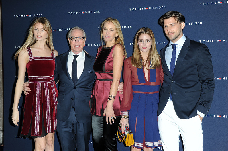Tommy Hilfiger Boutique Opening in Paris