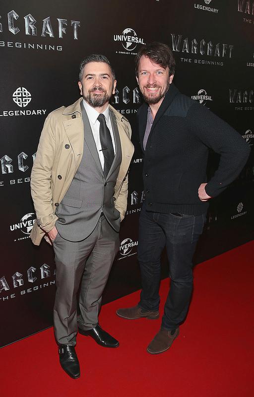 Irish premiere screening of 'WarCraft: The Beginning'