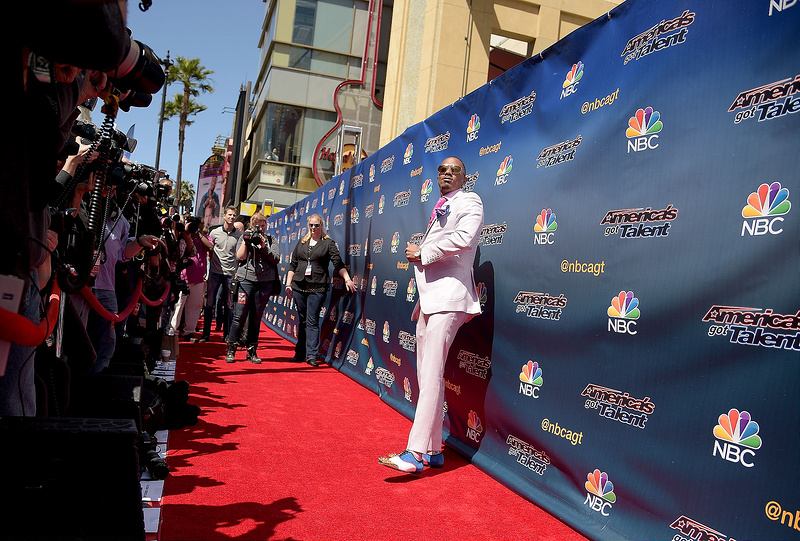 'America's Got Talent' Season 10 Red Carpet Event