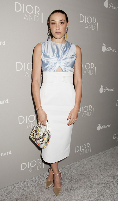 New York premiere of 'Dior and I'