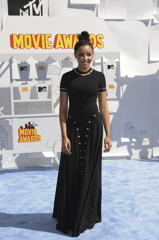 2015 MTV Movie Awards - Arrivals