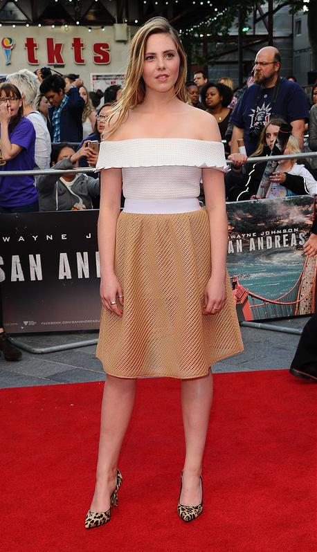 UK Premiere of 'San Andreas'