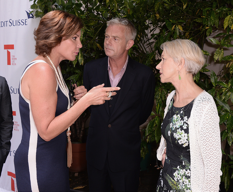 Celebs attend lunch celebrating Tony nominated director Stephen Daldry