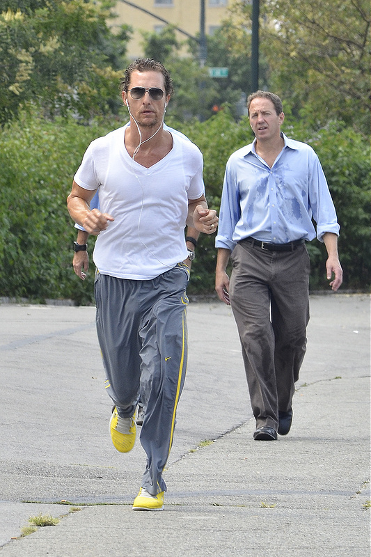 Matthew McConaughey Yay or Nay