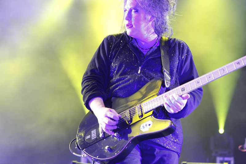 Electric Picnic 2012 - The Cure - Saturday