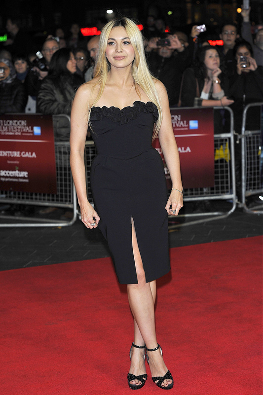 Argo London Premiere, Leicester Square