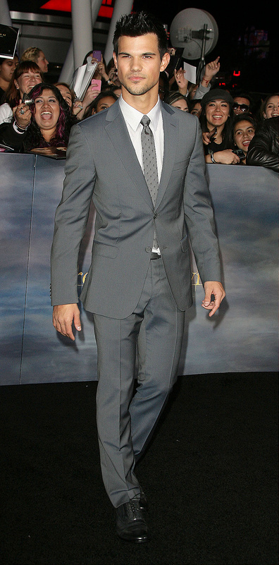 'The Twilight Saga: Breaking Dawn - Part 2' L.A. Premiere