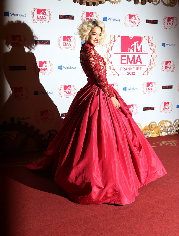 MTV Europe Music Awards - Red Carpet