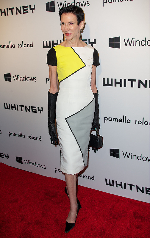 2012 Whitney Gala with the beautiful people