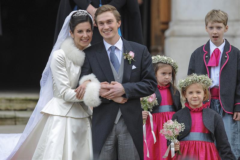 The wedding of Archduke Christoph of Austria