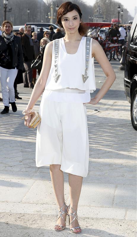 Chloe at Paris Fashion Week