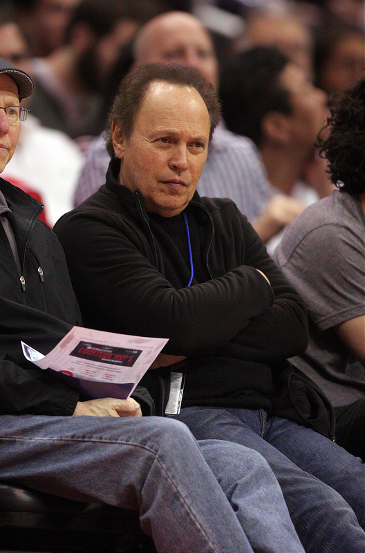 Celebrities watching the LA Clippers Game