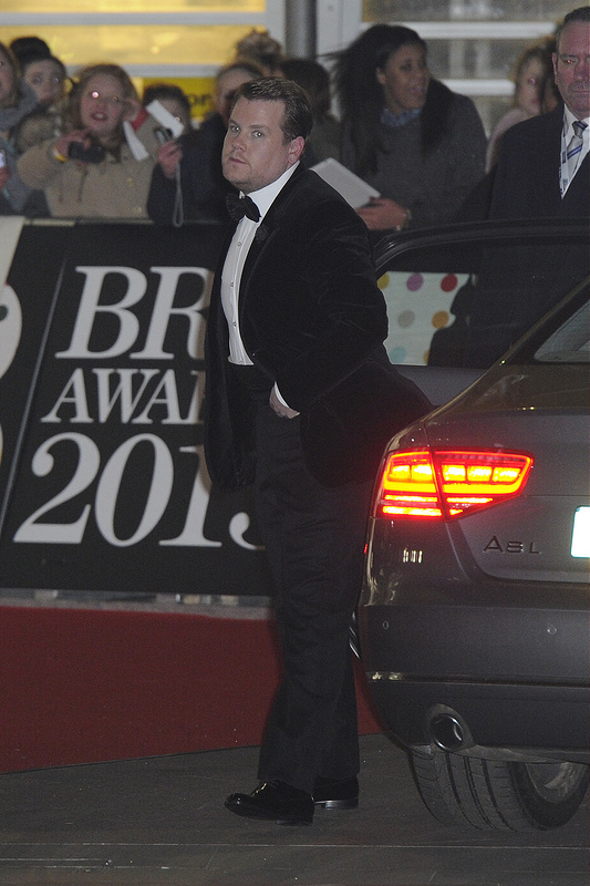 BRTIS Awards Outside Arrivals