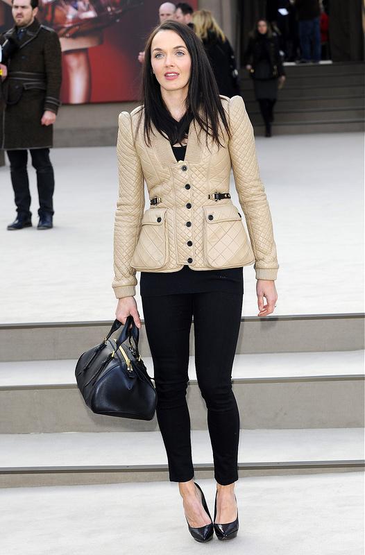 Burberry at London Fashion Week