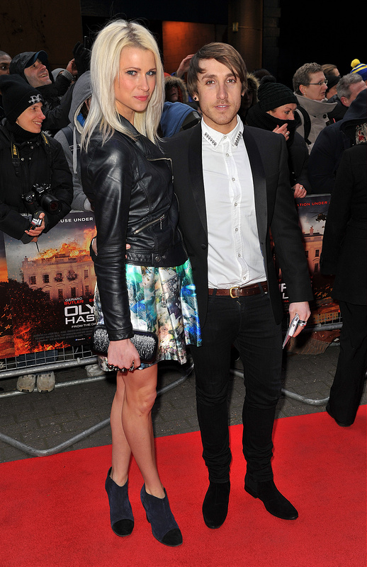 Olympus Has Fallen UK film premiere