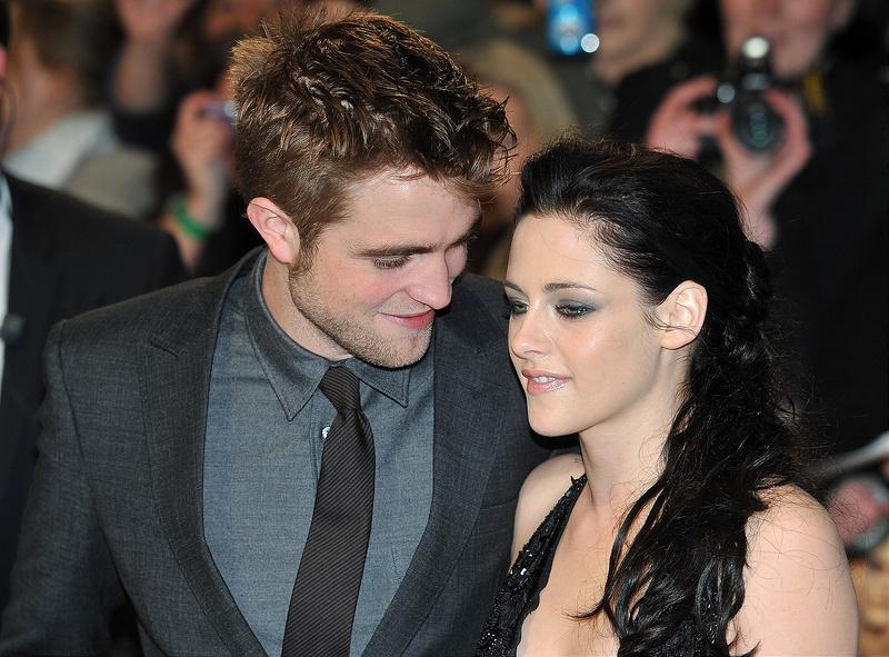 Kristen Stewart and Robert Pattinson in Pictures