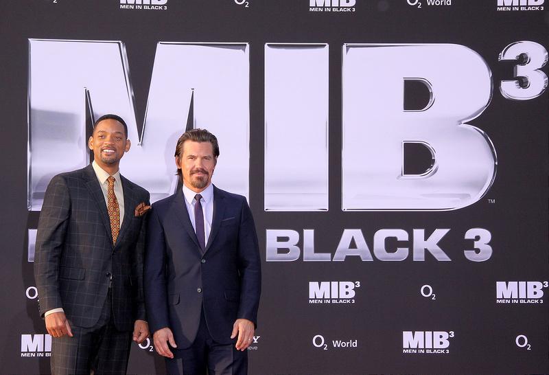 'Men In Black 3' at O2 World arena in Friedrichshain