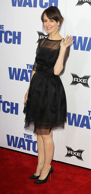 Los Angeles premiere of 'The Watch'