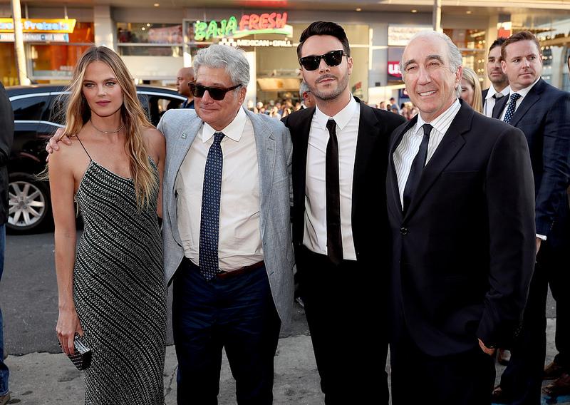 Ben-Hur LA Premiere
