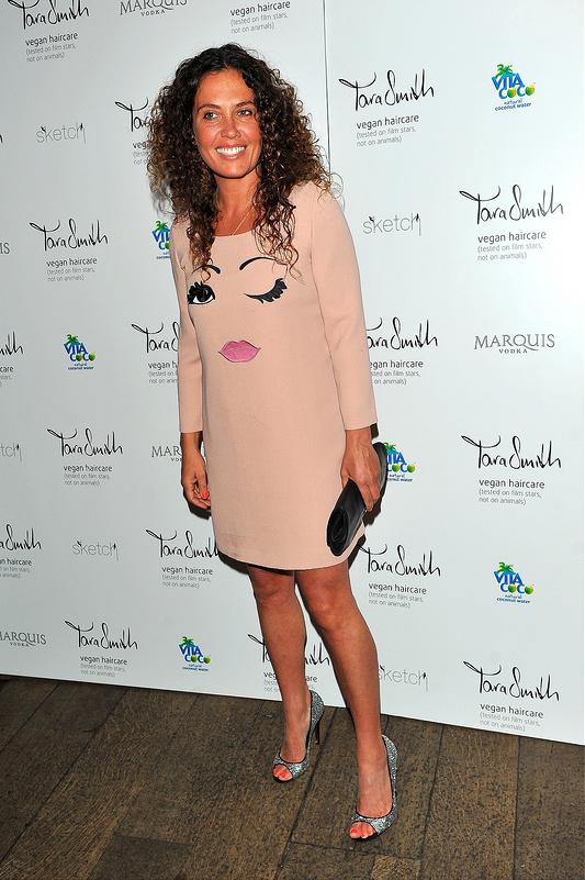 UK launch of Tara Smith Vegan Haircare